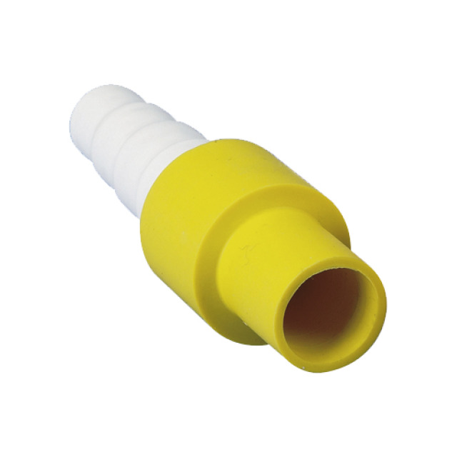 Raccord universel jaune 20-18-16-14mm