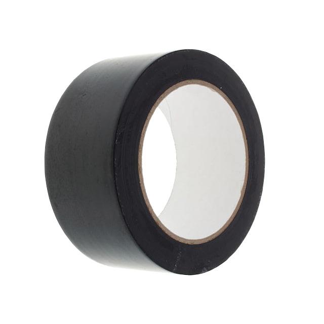 Adhésif PVC souple l 50mm noir