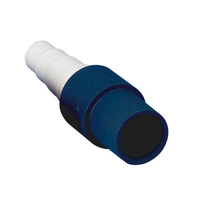 Raccord universel bleu 20-18-16-14mm