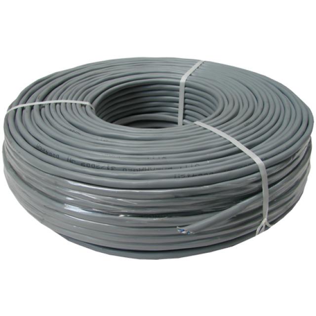Câble blindé LiYCY 2x1,5 100m
