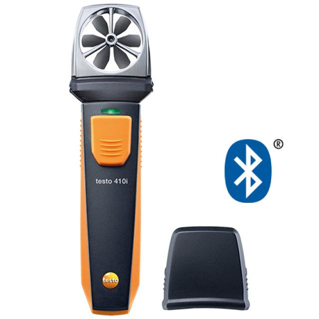 Thermo-anémomètre à hélice testo 410i