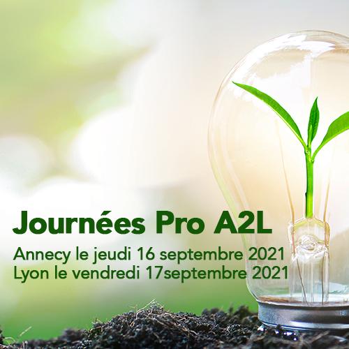 Journées Pro A2L Annecy et Lyon