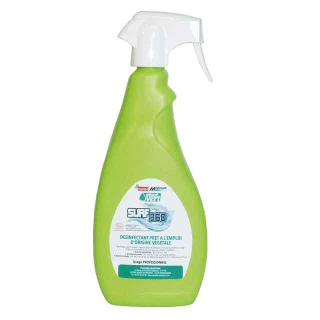 Désinfectant Atout Vert Surf360 - Spray 750ml