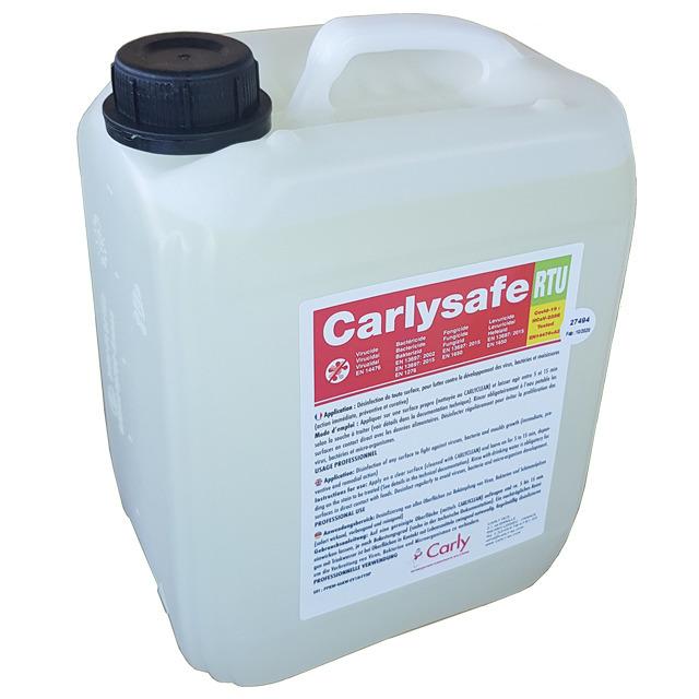 Carlysafe-RTU - Bidon 5 l