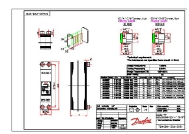 ECH A PLAQ MPHE D22L-10P