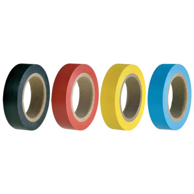 Adhésif PVC souple l 15mm multicolore