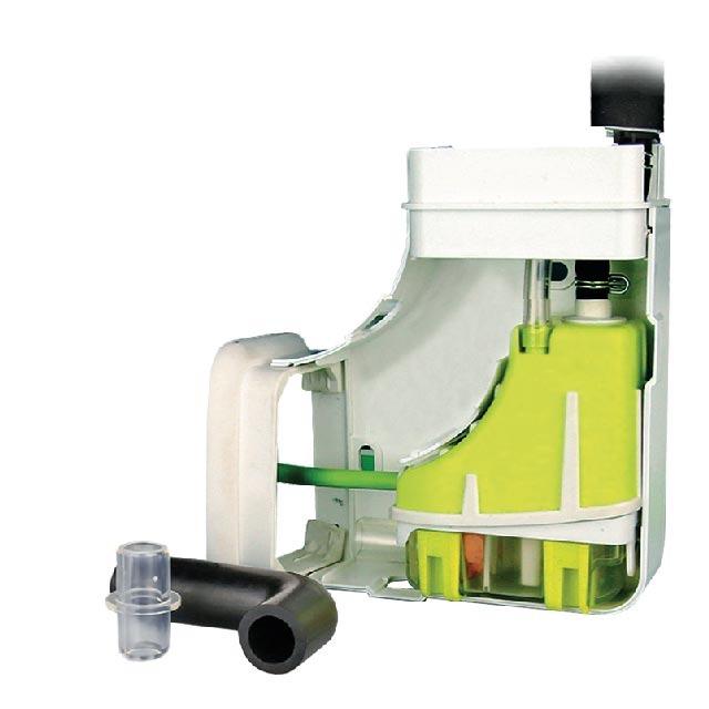 Pompe de relevage MINI VERTE Artiplastic